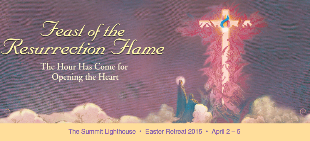 The Summit Lighthouse Easter Retreat 2015