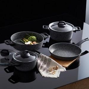 набор посуды KARACA AZUL BIOGRANIT 7 PRС SET