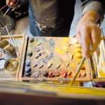 Big Sky Arts fund-raising art auction on March 23, 2017 at the Moonlight Lodge