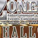Halloween Events & music in Bozeman in the Late October 2017 issue of the BoZone