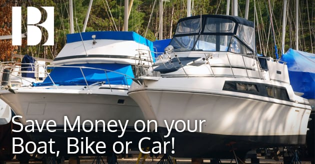 Store Your Boat, Bike, Car Or RV For The Winter And Save Money