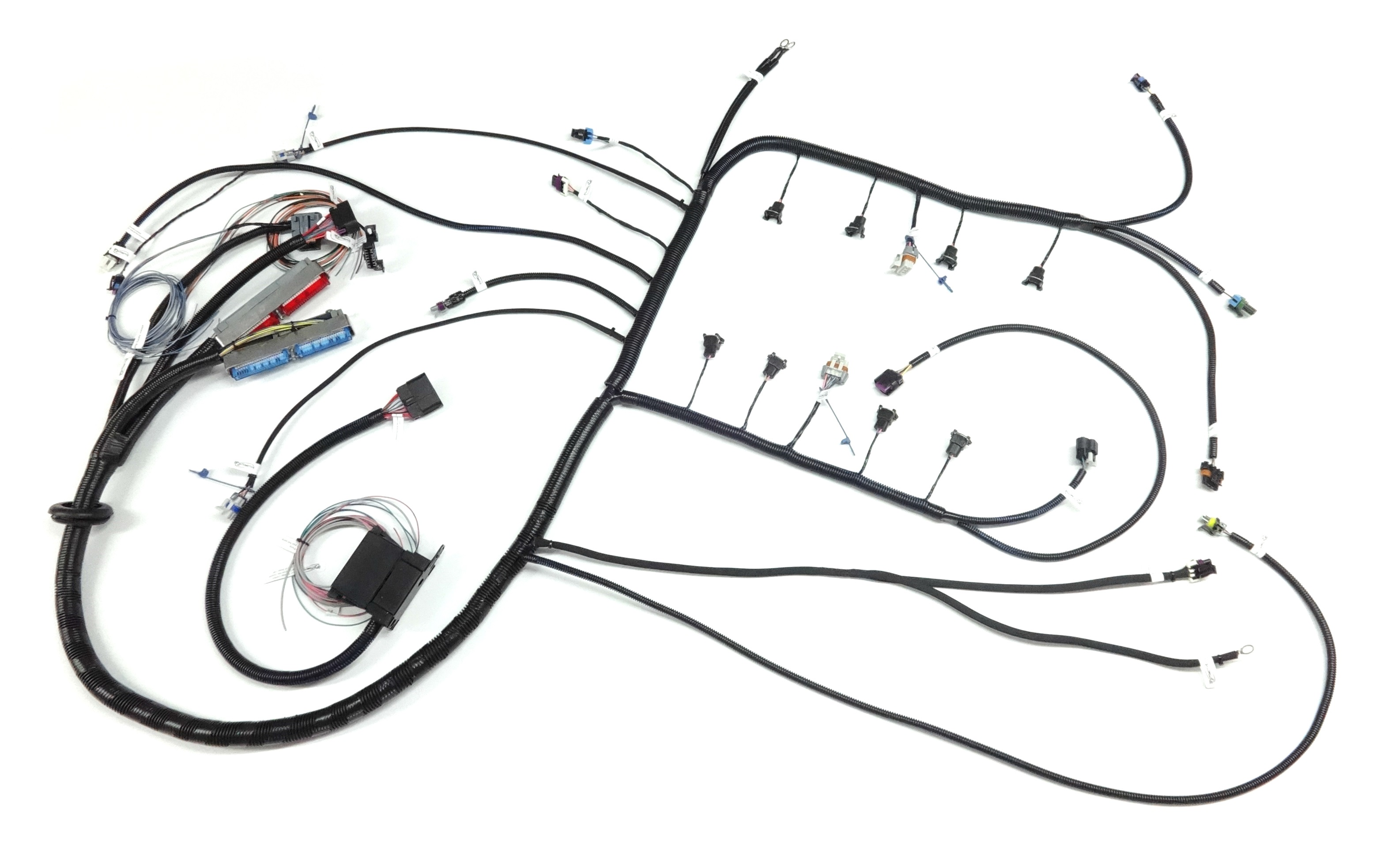 7 Pin Wire Harness