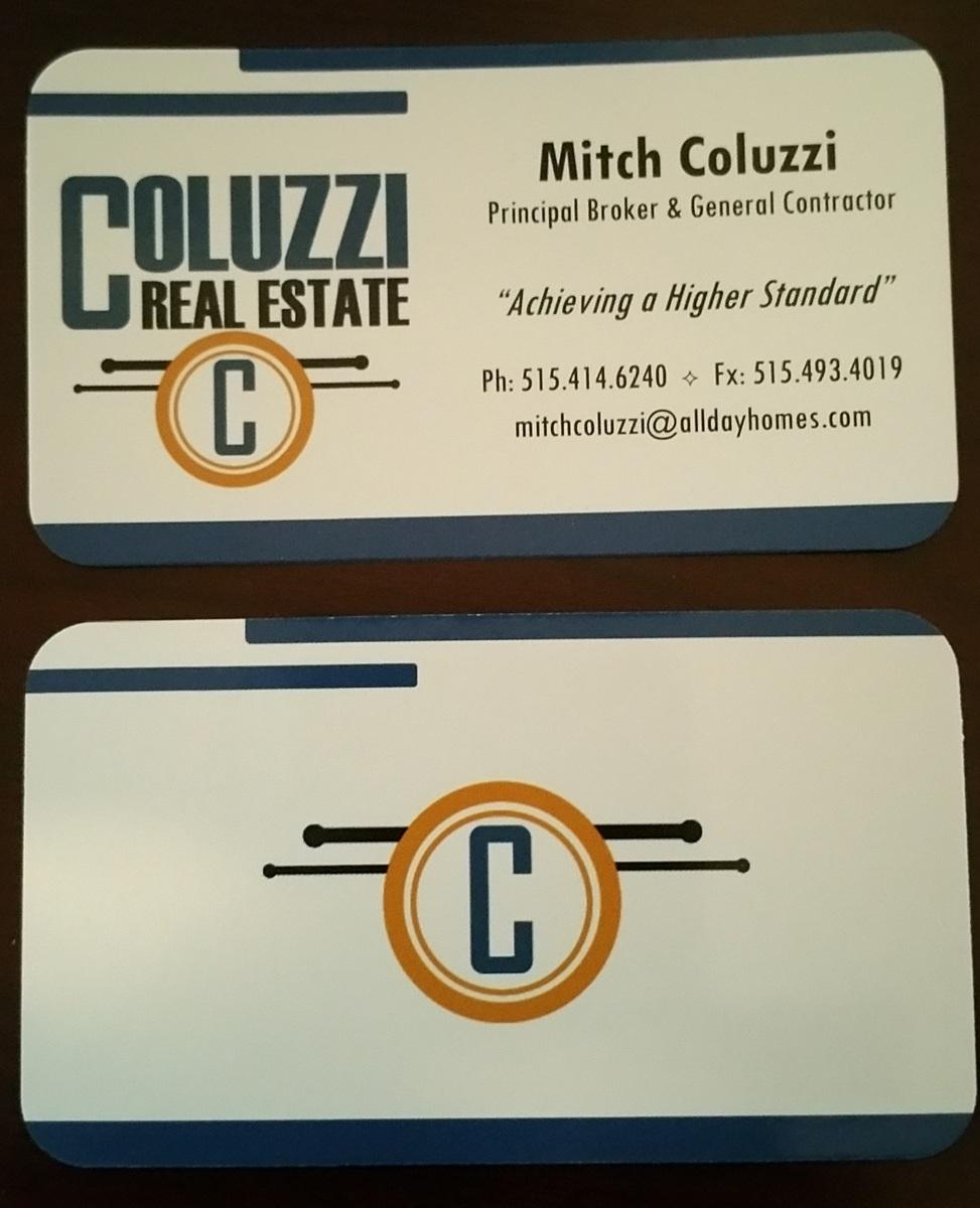 Real Estate Investor Business Cards : estate, investor, business, cards, Business, Cards