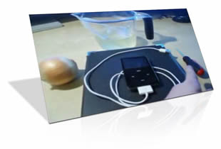 Recarregue seu Dispositivo USB com uma cebola