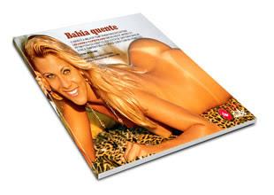 Lizandra Capistrano - Sexy Clube - Janeiro 2008