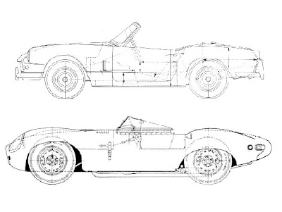 Wiring Diagram Of 1967 Austin Healey Sprite