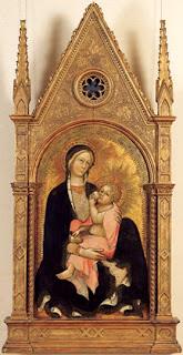 Palladian之無牆美術館: 畫作:〈聖母子像〉