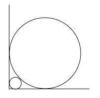 MathNotations: Squeezing Circles Into the Corner: An