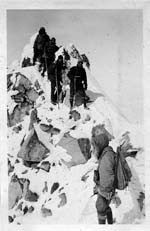 James Harlow Mt Hood Summit