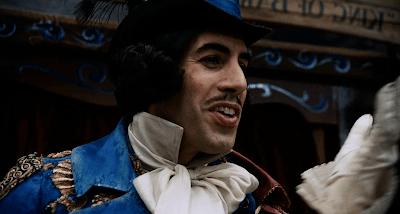 Sacha Baron Cohen as Adolfo Pirelli