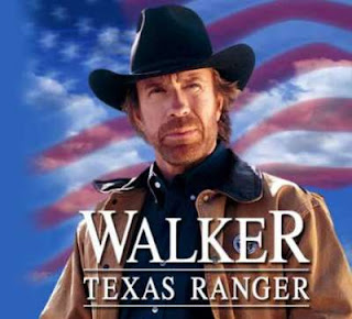 Chuck Norris as Walker, Texas Ranger