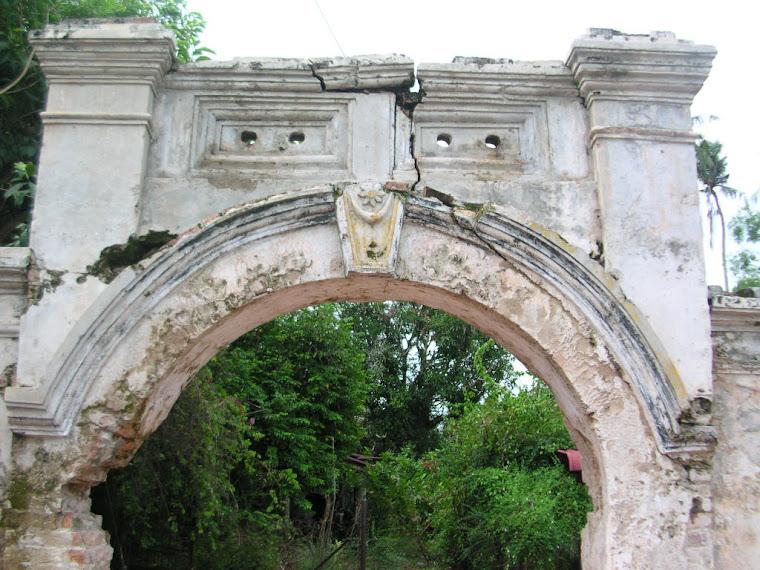 >>Pintu Gerbang Kota Kuala Muda