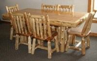 Log Furniture - Barnwood Furniture - Rustic Furniture ...