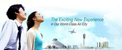 Credit : Incheon International Airport's Website