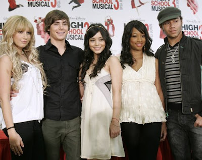 Rueda de prensa de High school Musical 3