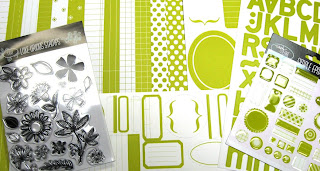 Lime Set- Luxe Give-a-Way