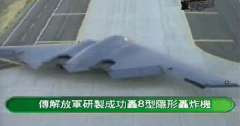 Xian H-8 Chinese Stealth bomber