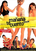Manana te cuento poster