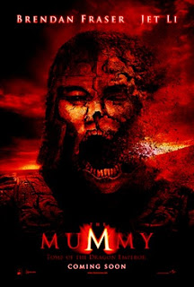 The Mummy 3 - International Poster