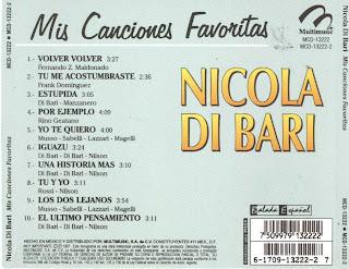Nicola Di Bari - Lei Mi Aspetta