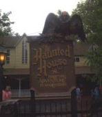 Haunted Mansion at Knoebels - Top 10 Dark Rides