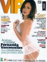 Revista VIP - Fernanda Vasconcellos - Junho 2008
