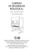 Bioseguridad: Campanas de Seguridad Biológica