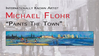 Michael Flohr Paints the Town San Diego