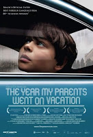 The Year My Parents Went On Vacation - Poster