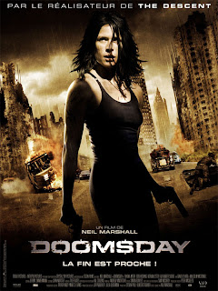 Doomsday International Poster