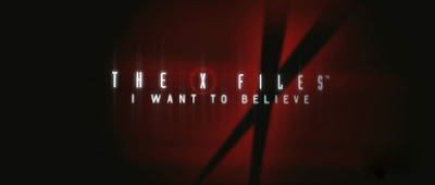 The X Files I Want To Believe