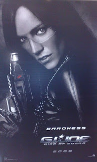 Baroness - GI JOE Rise of Cobra