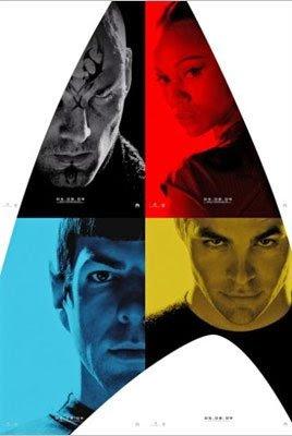 Star Trek Comic Con Poster