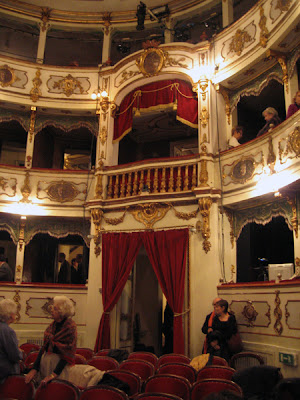 Teatro Verdi - Royal Box