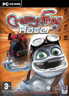 free CRAZY FROG RACER game download