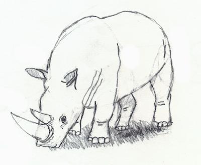 HOUSEplay: The White Rhino