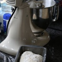 The KitchenAid Christening - Basic White Bread