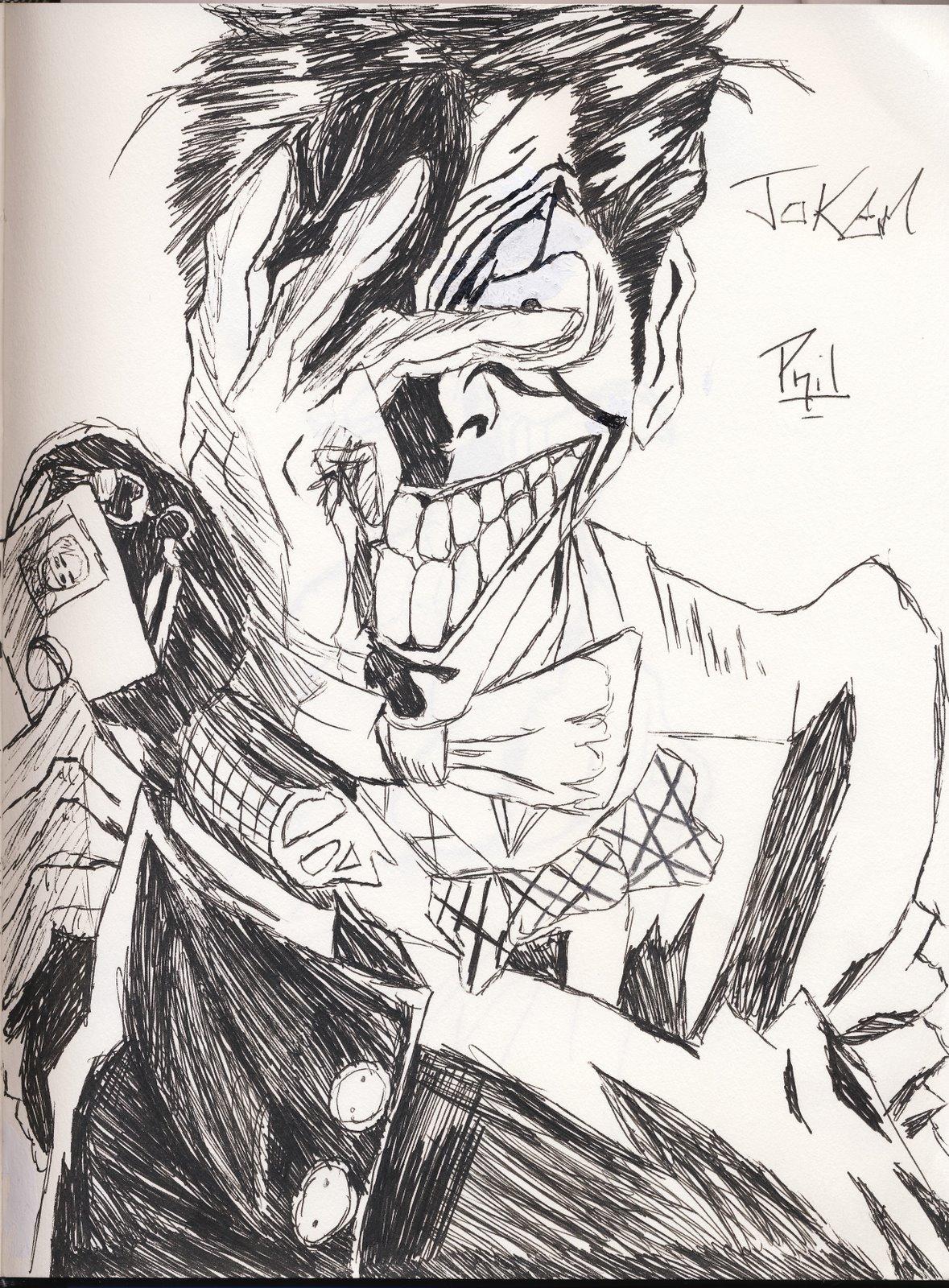 Joker Drawing Ideas Awesome Joker Drawings Best 25 Batman Drawing