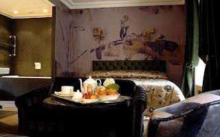 Hotel francés lujoso