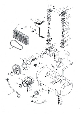 Briggs And Stratton 3 5 Hp Horizontal Shaft Engine Diagram