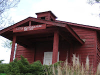 Little Red School House at Riverfront Park in Columbia