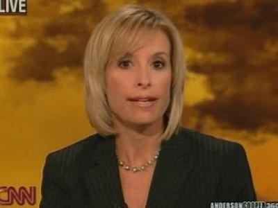 Randi Kaye CNN Rat Faced Dyejob Beady Orb Kike Ess Jewish Jew Vanguard News Network Forum