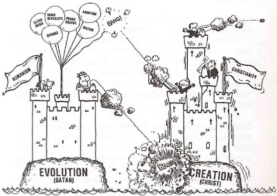 Halfway There: Creationism evolves again