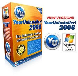 Your Uninstaller 2008
