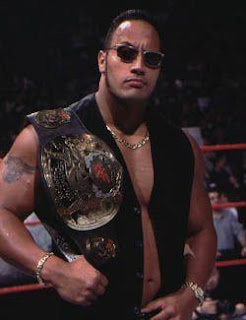 FINALLY!!!! The Rock has come back to Monday Night RAW
