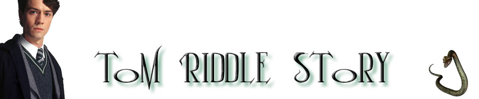 Tom Riddle Story Time Line