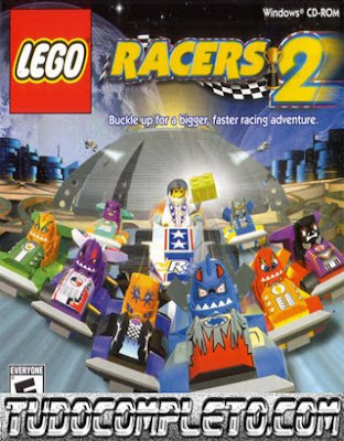 LEGO Racers 2 (PC) Completo