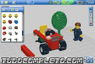 LEGO Digital Designer (PC) Download Completo
