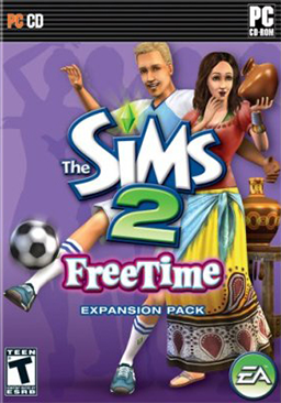 The Sims 2: Free Time *Tempo Livre* (PC) Download Completo