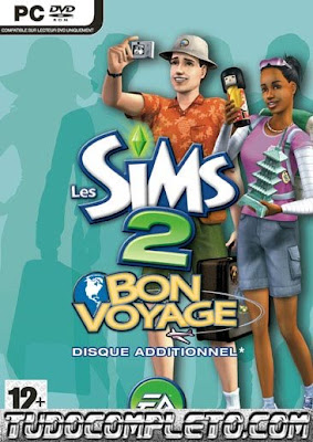 The Sims 2: Bon Voyage *Viagens* (PC) Download Completo